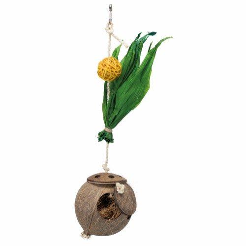 Kokosnøtt på sisaltau 35cm