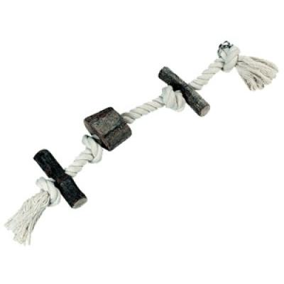 Tauleke med trebiter 40cm