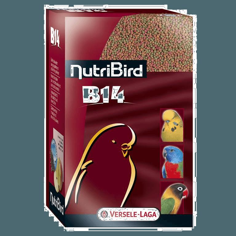 NUTRIBIRD B14 PRESTIGE 800G TIL UNDULAT