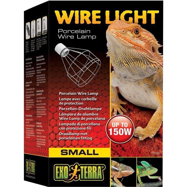 Wirelight Exo Terra for keramiske pærer